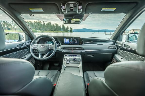 Hyundai Palisade S Winning Cars Com S 3 Row Suv Challenge