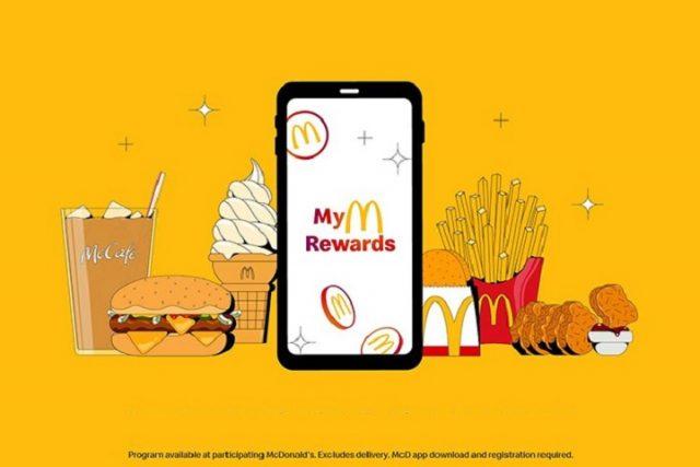 金色拱門為每個人都準備了禮物:人人都有的免費薯條; 66位幸運粉絲可得到1百萬酬賓積點; 最忠實的鐵粉甚至可以終生享用免費薯條